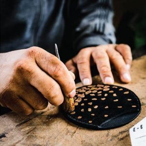 Cowrie_manufacturing