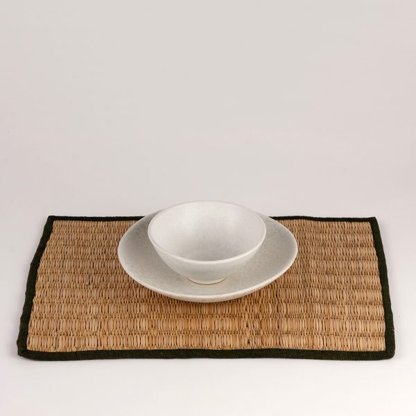 cattail cotton placemat